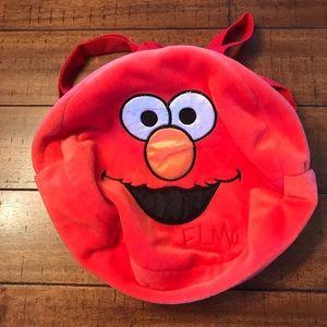 Toddler Kids Plush Elmo Sesame Street Backpack Bag